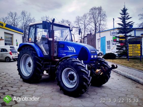 FARMTRAC 7110DT- Super STAN TUZ + WOM +EHR Zobacz!!! - zdjęcie 2