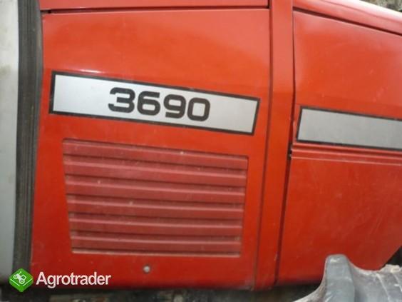 Osłona,maska silnika Massey Ferguson 3635, 3645, 3655, 3670,3680,  - zdjęcie 1