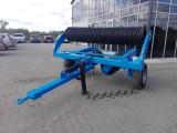 Wał posiewny fi 600, szerokość robocza 5m ( AGRO Chłopecki)
