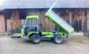 GRILLO Transporter PK 1000 4WD,  Diesel (2007) 3Way Tipper