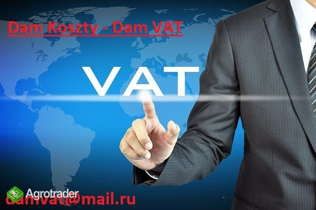Dam koszty, Odstąpię VAT