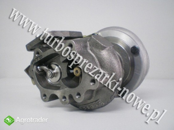 Turbosprężarka SCHWITZER - Deutz Fahr -  4.4 317317 /  317236 /  83675