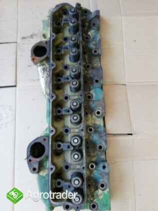 Głowica John Deere r62153, r62143, r61035 silnik 6329,6359 - zdjęcie 1