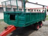 Rozrzutnik obornika tandem 6 ton