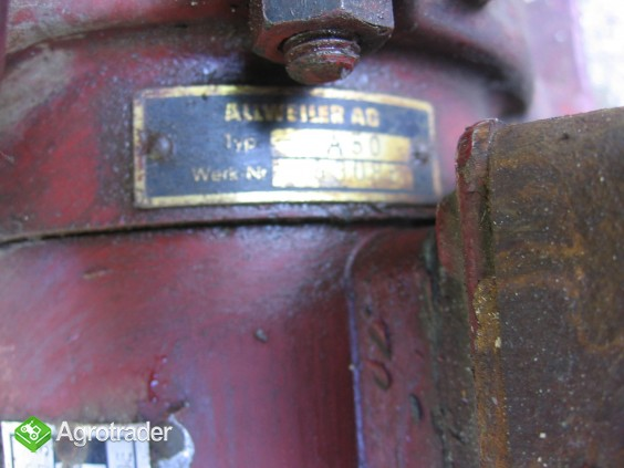 Pompa>>>>slinik 0,75 kw2800 obr/220/380 - zdjęcie 7