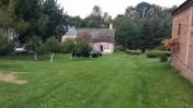 Sprzedam siedlisko  - zabudowania  wraz   z polem uprawnym (leszczyną)