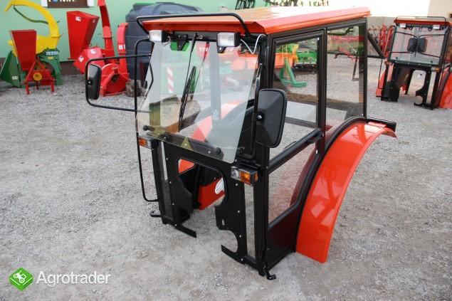 Kabina ciągnikowa sadownicza sadownik Ursus  C360 C330 Szyszka C-360 - zdjęcie 2
