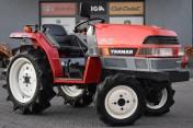 agrohobby traktor ciągnik do upraw YANMAR F7 diesel 4WD 17KM