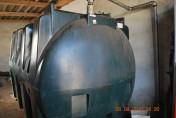 Zbiornik na olej napędowy/ opałowy z dystrybutorem pojemność 3500L