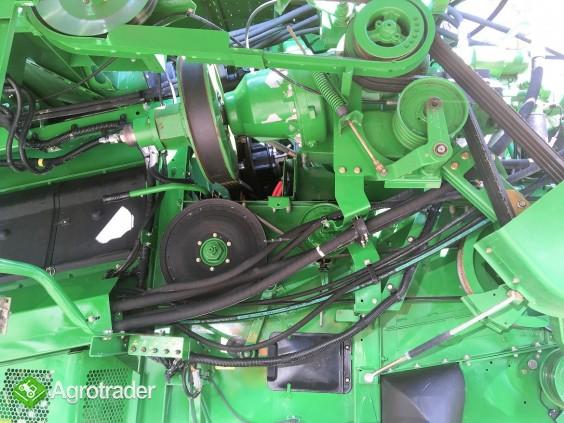 JOHN DEERE S690i - 9,15 M - SPROWADZONY - 2011 ROK - zdjęcie 7