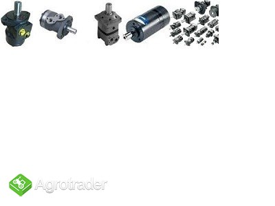 Oferujemy Silnik hydrauliczny OMV400 151B-2184, OMS315, OMR160 - zdjęcie 1