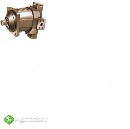 Silniki hydrauliczne REXROTH A6VM28DA2/63W-VZB020HB  - zdjęcie 3