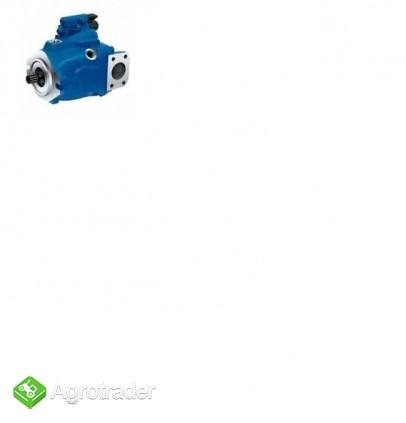 Rexroth silnki hydrauliczne A6VM107HA1U2/63W-VZB020A  - zdjęcie 2