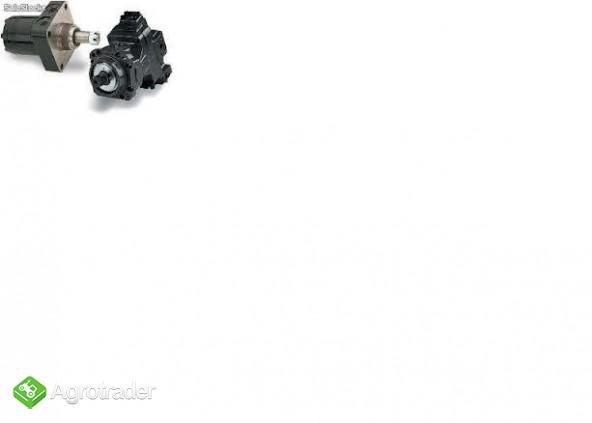 Rexroth silnki hydrauliczne A6VM160HA1U2/63W-VZB020A  - zdjęcie 2