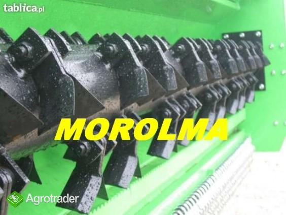Kosiarka rozdrabniacz bijakowa LEOPARD  DUO TALEX kukurydzy nieużytków - zdjęcie 2