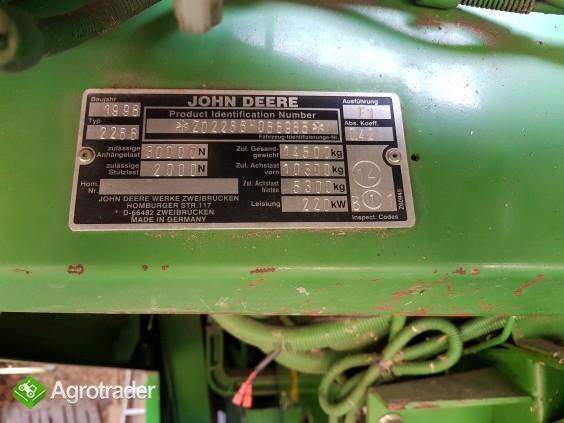Kombajn zbożowy John Deere 2266 - stan bardzo dobry - zdjęcie 6