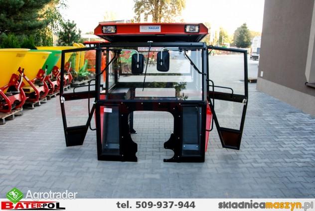 Kabina C-360  URSUS NAGLAK z metalowymi błotnikami (komfortowa)  - zdjęcie 3