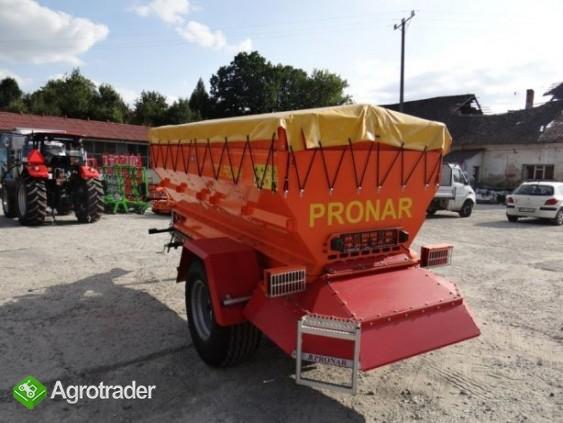 Posypywarka PRONAR T 132 - zdjęcie 4
