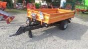 Przyczepa PRONAR T655 jednoosiowa 2t komunalna Promocja