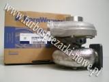 MAN - Bus - Turbosprężarka BorgWarner KKK 10.5 53299887200 /  53299707