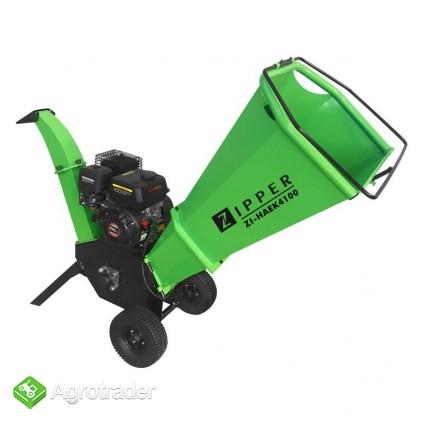 Rębak, rozdrabniacz do gałęzi ZIPPER ZI-HAEK4100