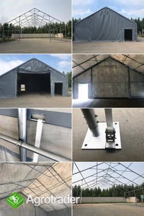 Całoroczna Hala namiotowa 5×10×2,5/3,41m - zdjęcie 6