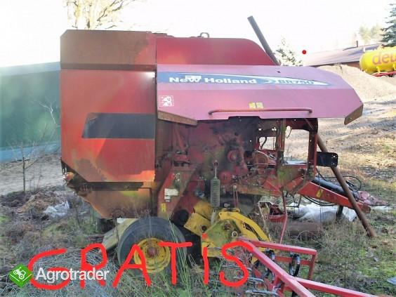 Sprzedam  New Holland BR 750 - zdjęcie 5