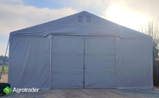 Całoroczna Hala namiotowa 5m × 14m × 2,5m/3,41m - zdjęcie 4