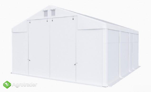 Całoroczna Hala namiotowa 5m × 7m × 2,5m/3,41m - zdjęcie 2