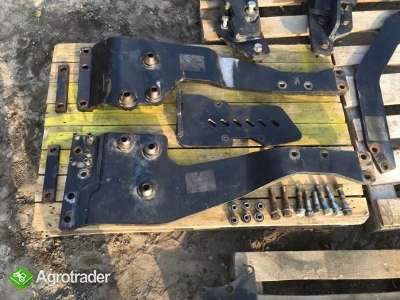 Ładowacz czołowy TUR QUICKE Q46 do NEW HOLLAND T5 CASE Steyr Massey - zdjęcie 4