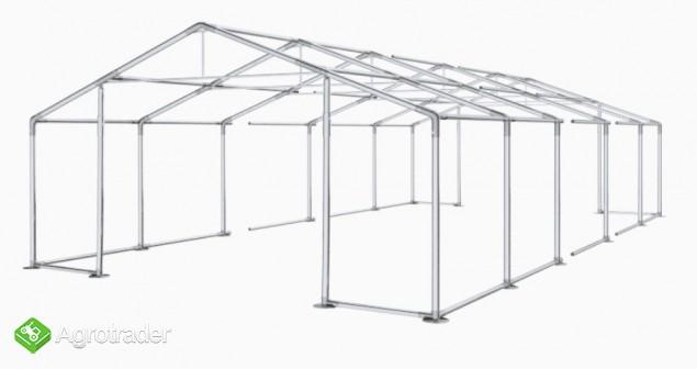 CAŁOROCZNA HALA NAMIOTOWA 6m × 14m × 2m/3,09m - zdjęcie 1