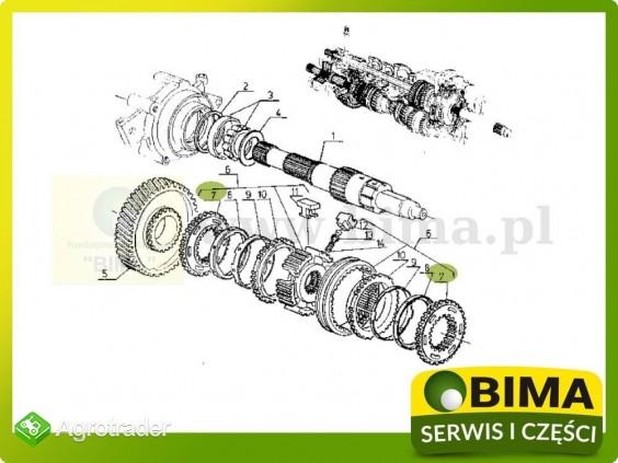 Nakładka synchronizatora Renault CLAAS Ares 720,725,826 - zdjęcie 1