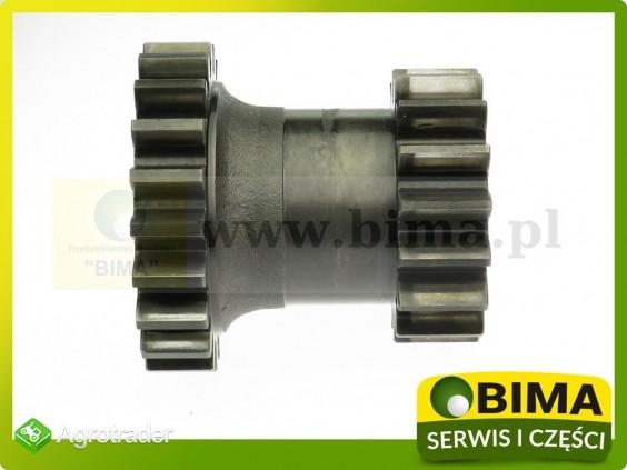 Używane koło zębate wom z16/21 Renault CLAAS 103-54 - zdjęcie 2