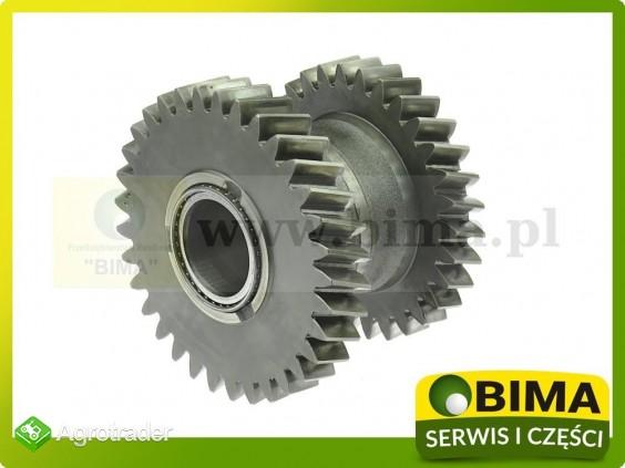 Używane koło zębate rewersu Renault CLAAS 113-12,113-14 - zdjęcie 3