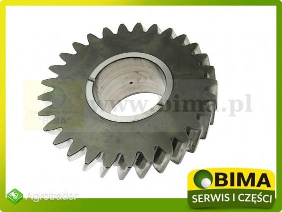 Używane koło zębate tylnego wałka Renault CLAAS 851 - zdjęcie 1