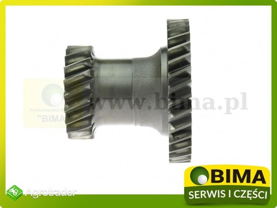 Używane koło zębate wałka Renault CLAAS 106-14,106-54 - zdjęcie 2