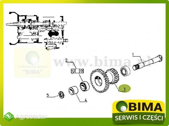 Używane koło zębate wałka Renault CLAAS 106-14,106-54 - zdjęcie 4