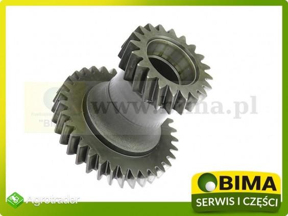 Używane koło zębate wałka Renault CLAAS Temis 550,610