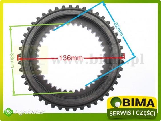 Pierścień synchronizatora Case IH 745S,745XL,845,845XL - zdjęcie 2