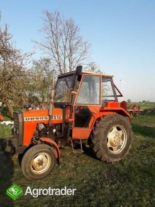Sprzedam ciągnik rolniczy Ursus 3512.  Nie zetor, new holland, john de - zdjęcie 1