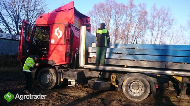 Solidna Konstrukcja Stalowa Hala 18X33X7,5M , 2,2zł/1kg - zdjęcie 1