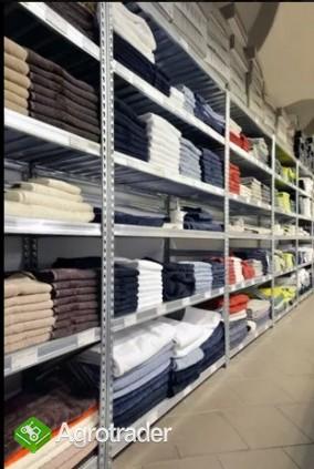Regał sklepowy magazynowy odzieżowy - zdjęcie 3