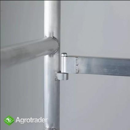 RUSZTOWANIE JEZDNE ALUMINIOWE K2 4400-POWER ALTREX - zdjęcie 4