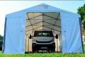 Namiot hala  4x5x2m magzynowa handlowa wiata garaż MTB
