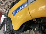 NEW HOLLAND CR 9080 -4X4 - VARIO 9,15 M - LASER PILOT