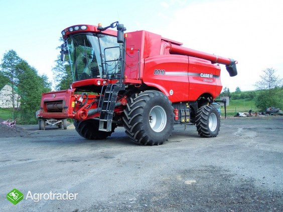 CASE 8010 AFX - 7,32 M - 2006 ROK