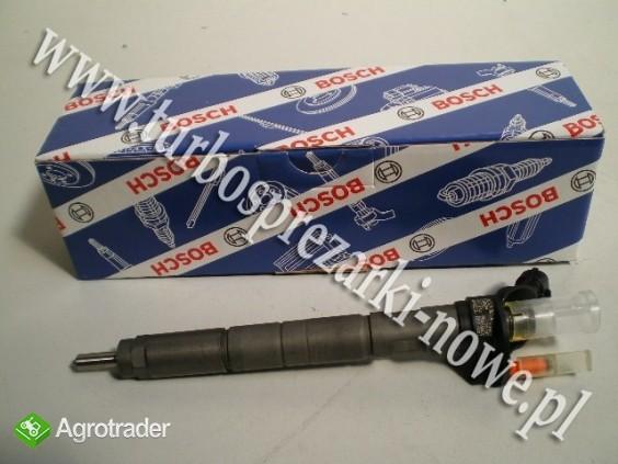 Wtryskiwacze - Nowy Wtryskiwacz CR Bosch  0445116059 /  0445116019 /