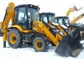 JCB 3CX Contractor Demo /2009