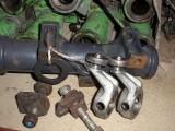 Używane części do zgrabiarek Deutz Fahr