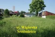 (70) Działka przy ulicy Wigierskiej w Suwałkach